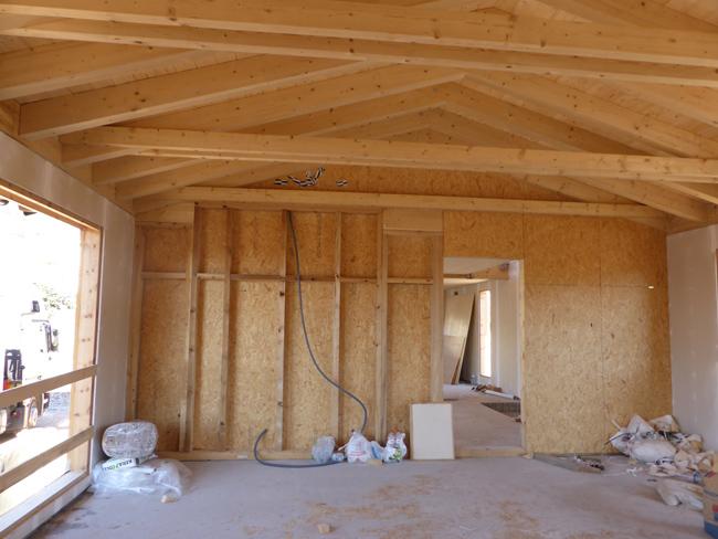 Construcción en Os de Balaguer